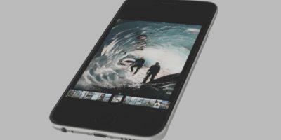 Apple cambiará las pantallas LCD del iPhone por unas OLED. Foto:Apple