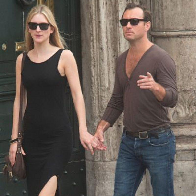 Su nueva novia es psicóloga. Foto:vía Getty Images