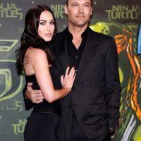 Luego se casó con Brian Austin Green. Duró así cinco años. Foto:vía Getty Images