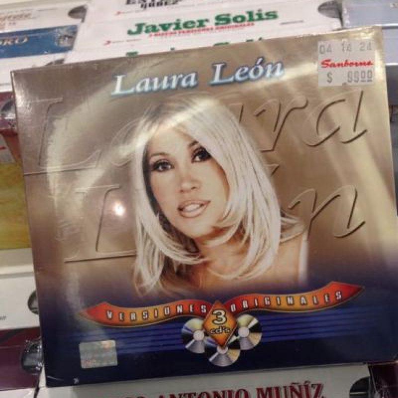 """Le hizo una fuerte competencia a Laura Bozzo con un talk show en Perú. Foto:vía Facebook/Laura León """"La Tesorito"""""""