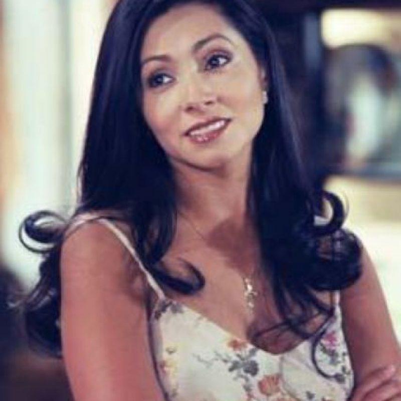 "Paty Díaz era la hermana de ""Rubí"", ""Cristina"". Foto:vía Televisa"