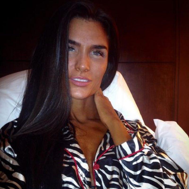 """Una modelo y profesora en Utah, Estados Unidos, fue denunciada por los padres de sus alumnos quienes la acusan de publicar """"fotografías pornográficas"""" en su cuenta de Instagram. Foto:Vía Instagram.com/minscakes"""