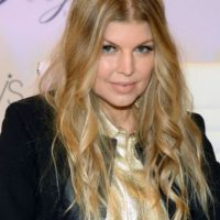 "Fergie, de ""The Black Eyed Peas"", tuvo varias relaciones con mujeres. Foto: vía Getty Images"