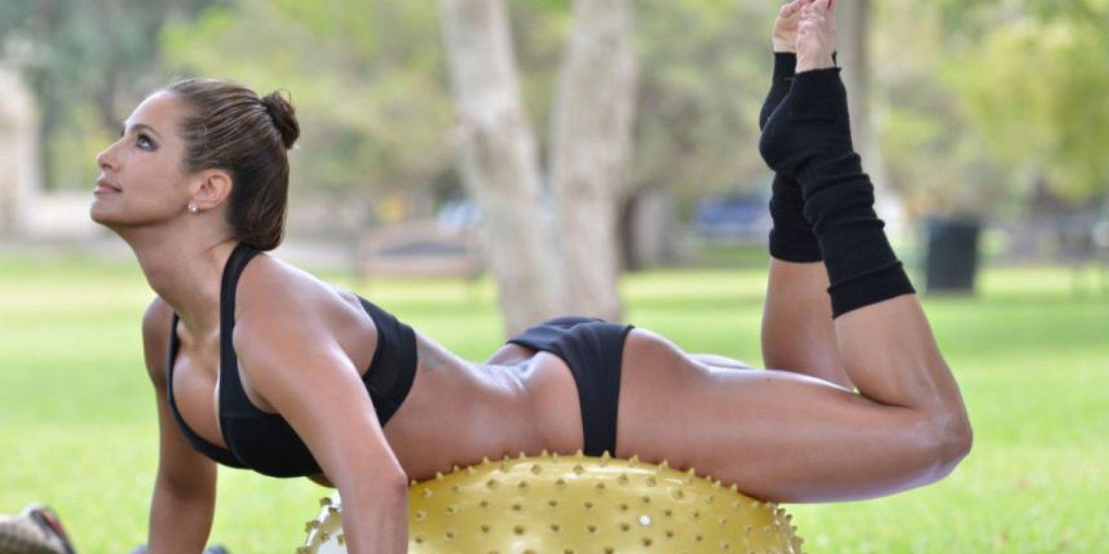 Hoy es una modelo fitness. Foto:vía Facebook/Jennifer Nicole Lee