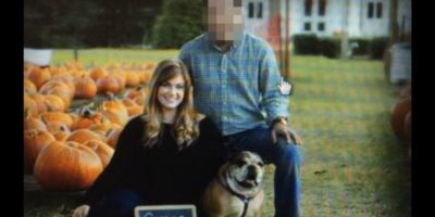 Este fue el anuncio que hizo en octubre de 2016: está embarazada Foto:Facebook.com – Archivo