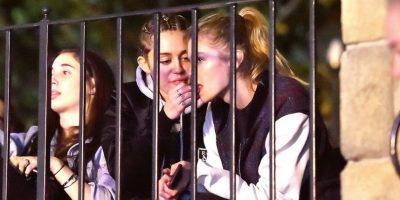 """Aunque la cantante aseguró que nunca formó una pareja con el """"ángel"""" de Victoria's Secret. Foto:The Grosby Group"""