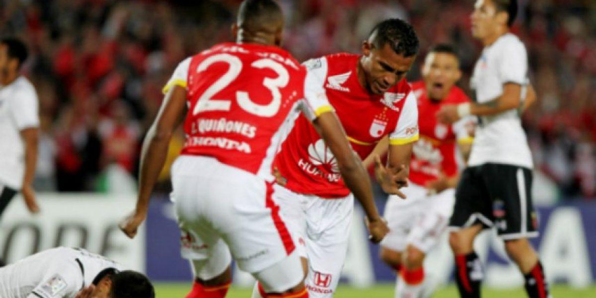 Santa Fe se enfrentará a Huracán en la final de la Copa Sudamericana