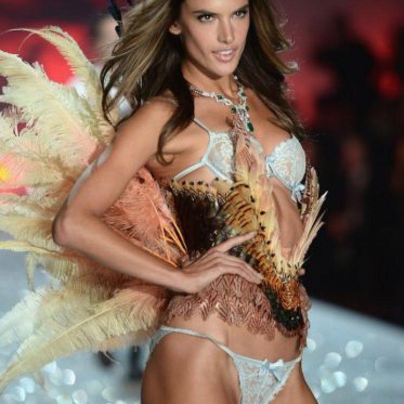 Actualmente es una de las modelos más cotizadas de esta marca. Foto:Getty Images