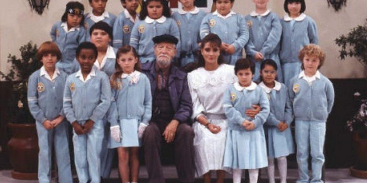 Miren el emotivo reencuentro del elenco de la telenovela