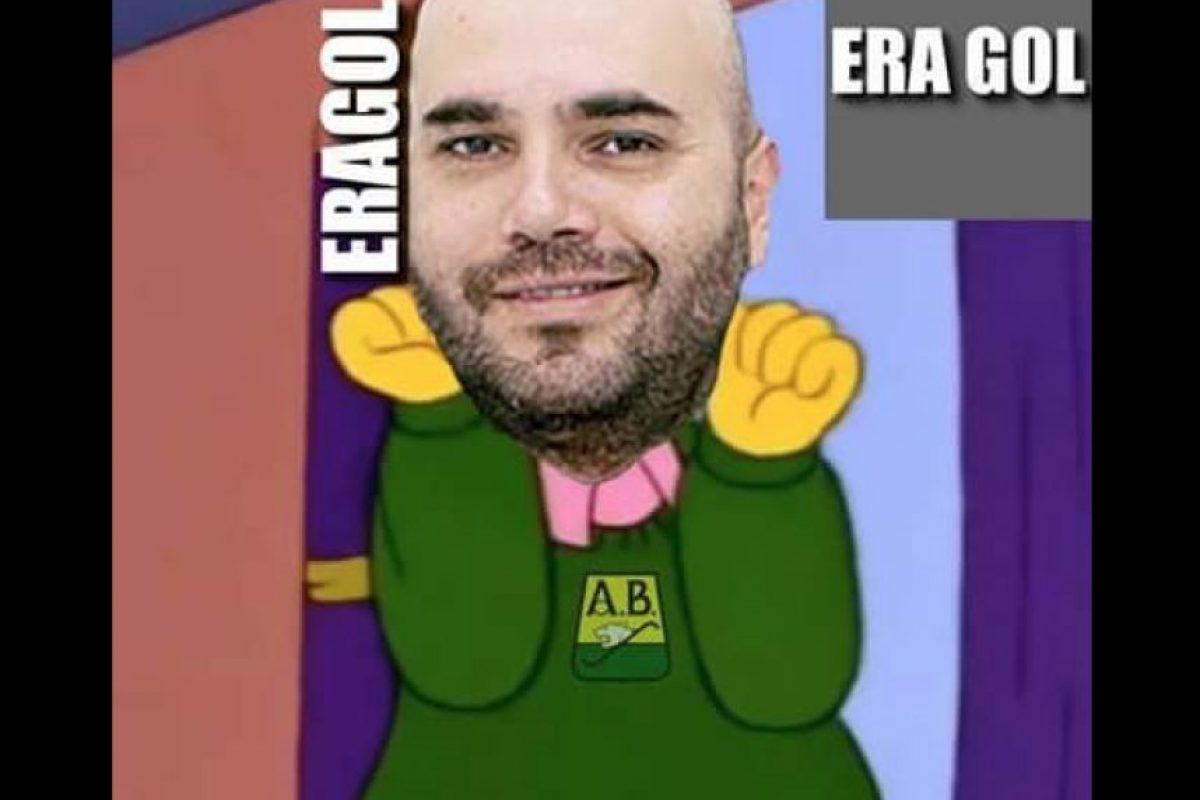 Foto:Facebook – La Monserga del Fútbol
