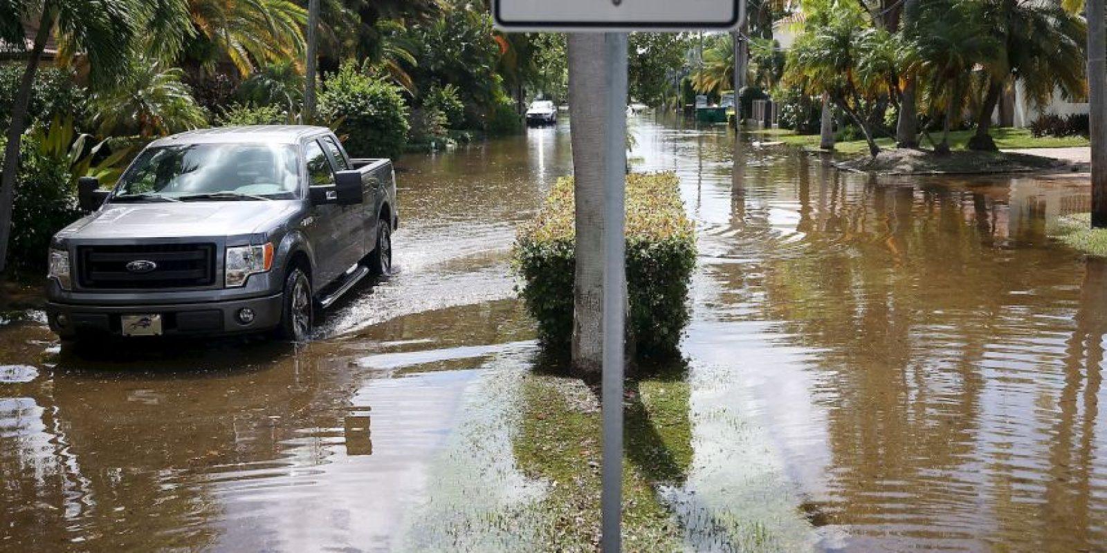 """""""Debería ser. Es probable que el calentamiento global sea tan problemático como el terrorismo"""". Dennis L. Hartmann Foto:Getty Images"""