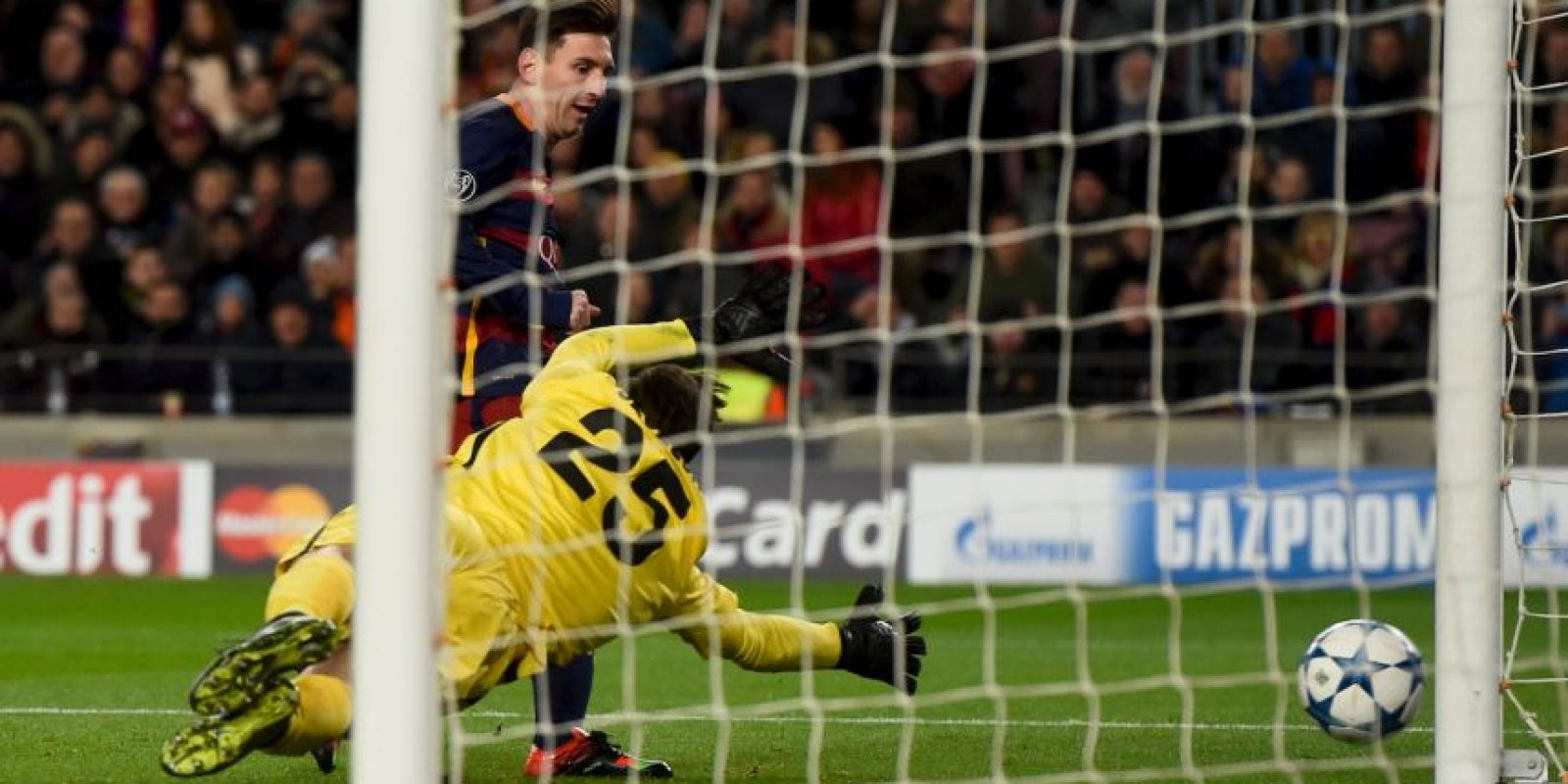 Fue parte del histórico sextete que consiguió Barcelona en 2009 Foto:Getty Images
