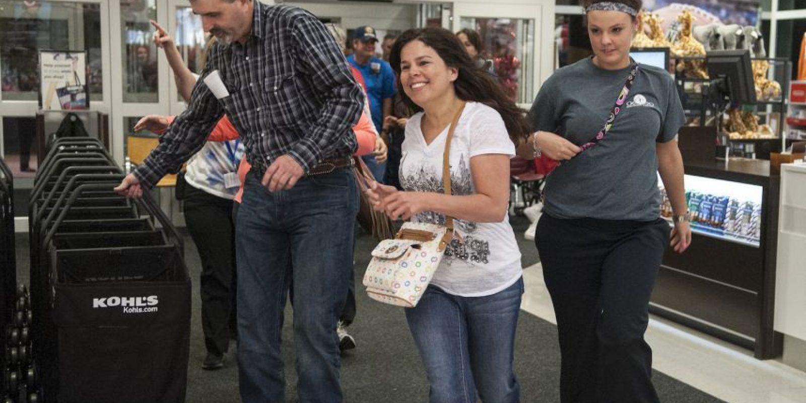 Sin embargo, nada quita la emoción de entrar corriendo a una tienda Foto:AP