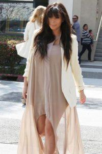 Kim Kardashian es experta en eso. Foto:vía Getty Images
