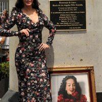 """El canal TLNovelas la nombró la """"Reina de las Telenovelas"""", por encima de Verónica Castro. Foto:vía Getty Images"""