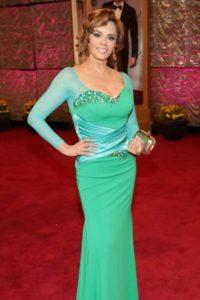 """Fue villana en """"Esperanza del Corazón"""". Foto:vía Getty Images"""