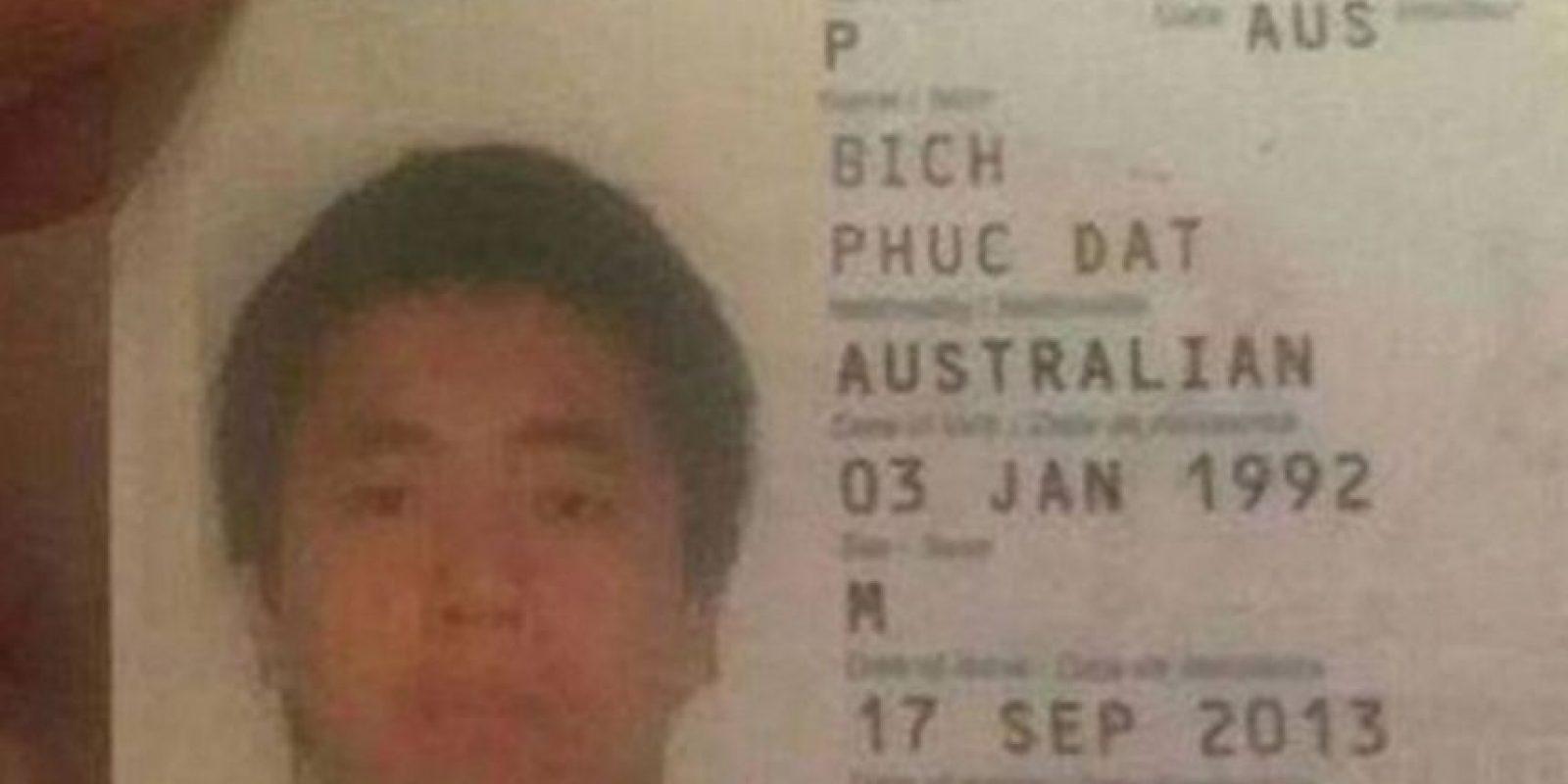 2. Falsa la noticia del hombre que decía llamarse Phuc Dat Bich Foto:Vía Facebook