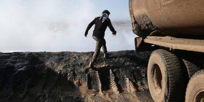 El Ministerio de Defensa de Rusia desmintió este jueves el supuesto bombardeo por aviones contra convoy humanitario. Foto:Getty Images