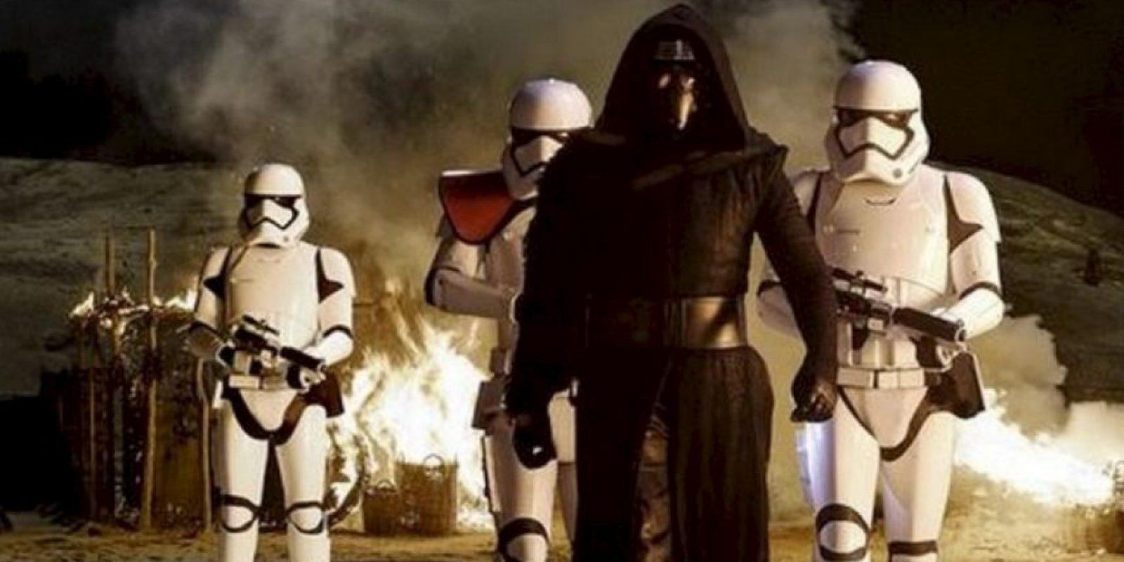 """Es admirador de """"Darth Vader""""… Foto:vía LucasFilm"""