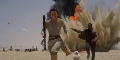 """""""Star Wars"""" llegará a las salas de cine en diciembre de este año. Foto:vía LucasFilm"""