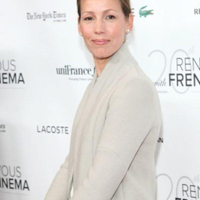 Ella es francesa. Foto:vía Getty Images