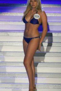 Es modelo, presentadora de TV y actriz Foto:Vía instagram.com/benedettamazza