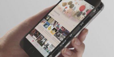Los sensores hacen posible que funcione 3D Touch. Foto:Apple