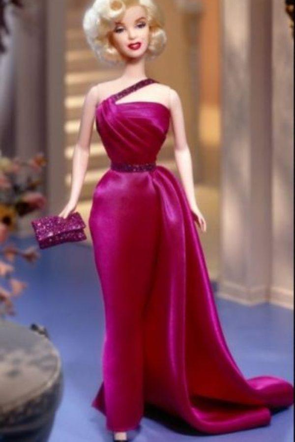 Marilyn Monroe. Foto:vía Mattel
