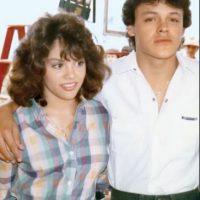 Pedro Fernández y Tatiana Foto:Twitter
