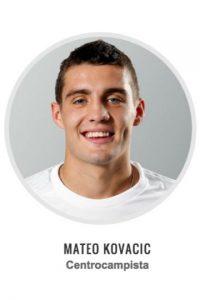 Kovacic llegó procedente del Inter de Milán. Foto:vía realmadrid.com