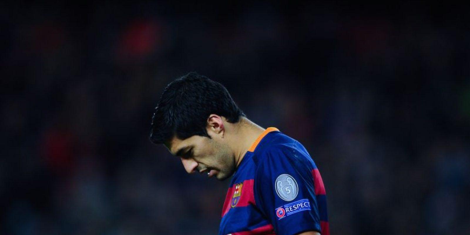 Luisito tiene 28 años de edad y milita en el Barcelona de España. Foto:Getty Images