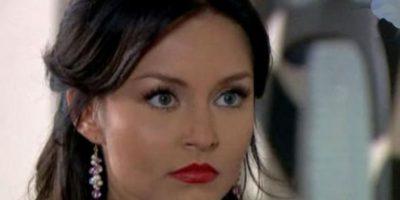 Angelique interpretó este papel muy joven. Foto:vía Televisa
