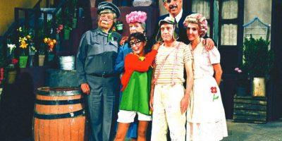 """Creador de personajes entrañables como """"El Chavo del 8"""" Foto:Grosby Group"""