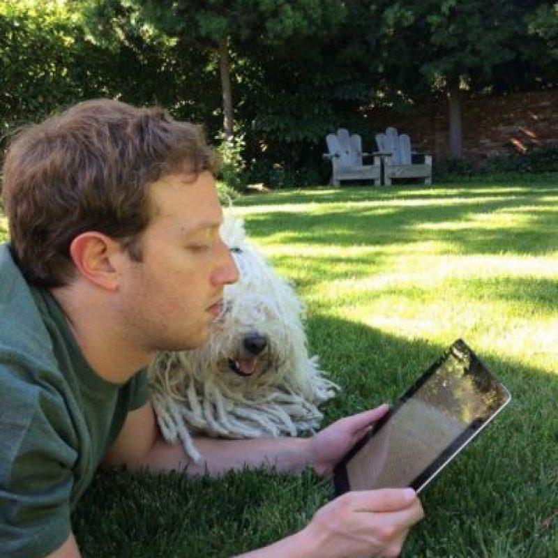 Ambos pasan tiempo juntos. Foto:facebook.com/zuck