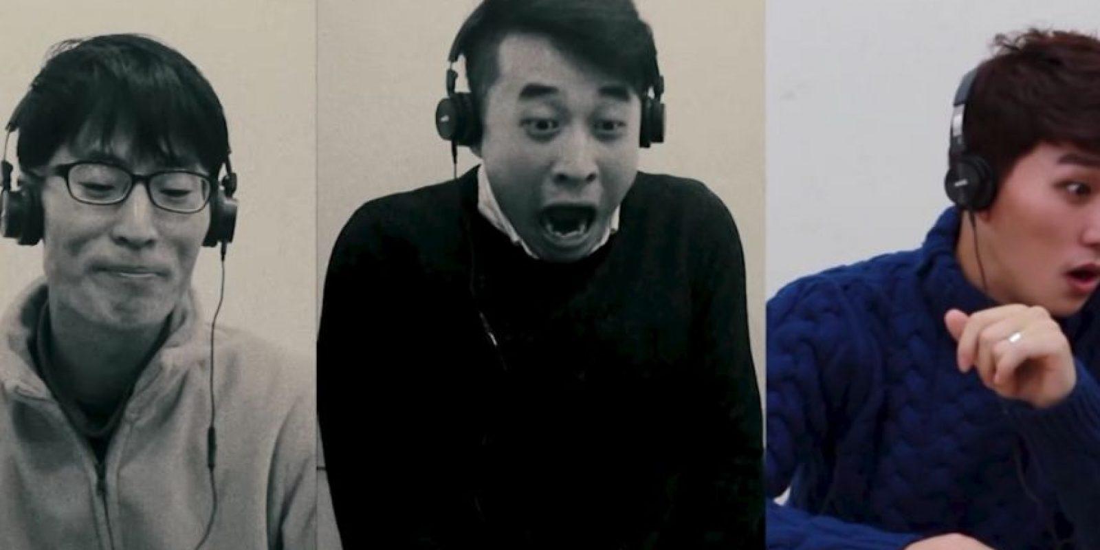 Las reacciones al ver películas para adultos por primera ocasión. Foto:vía moomootv / YouTube