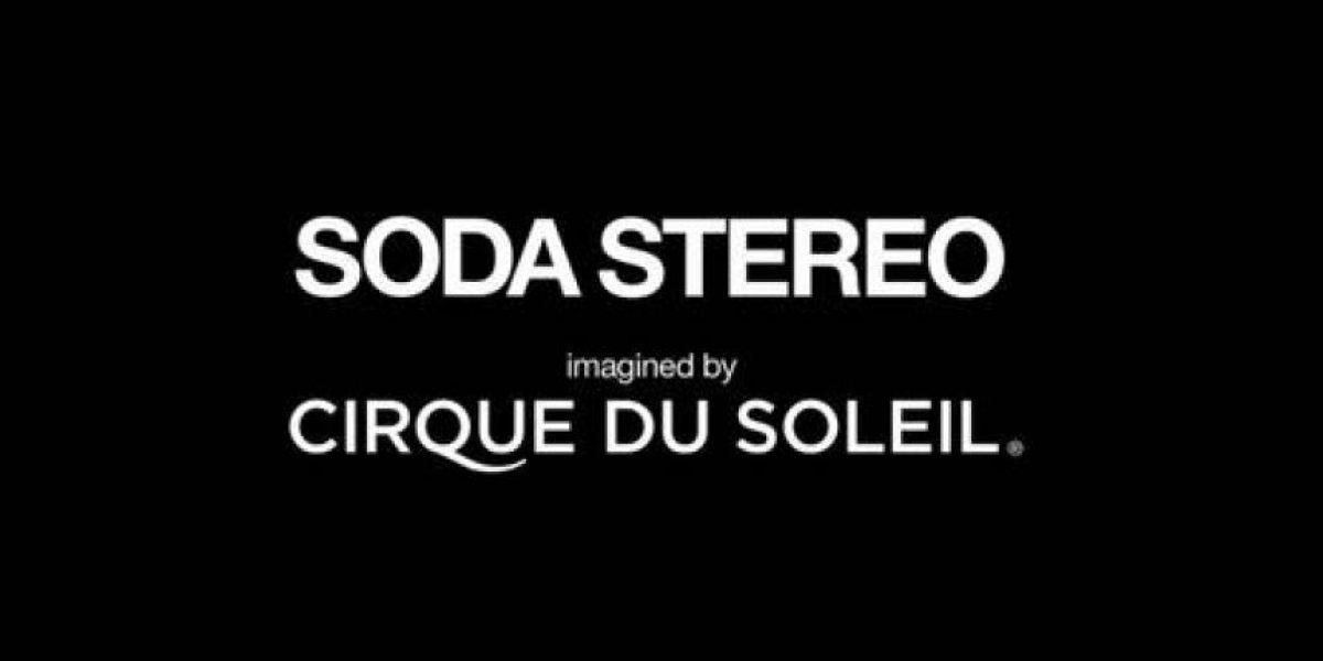 Cirque du Soleil trabaja junto a Soda Stereo en Buenos Aires