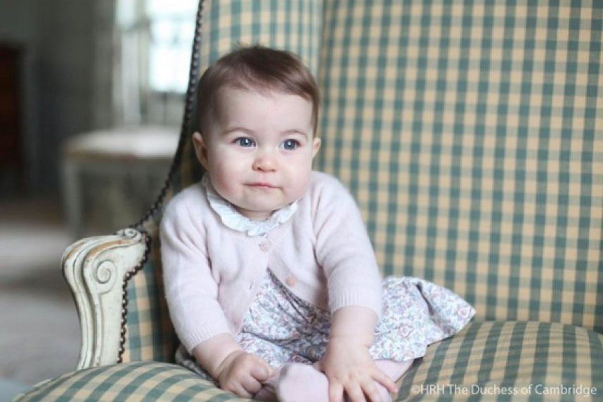 Las fotografías fueron tomadas por la duquesa Kate de Cambridge Foto:Twitter/KensingtonRoyal