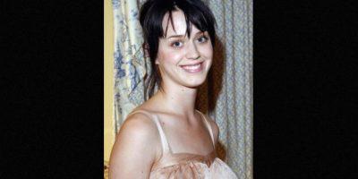 Katy Perry demostró tener un gran talento vocal desde pequeña. Foto:Getty Images