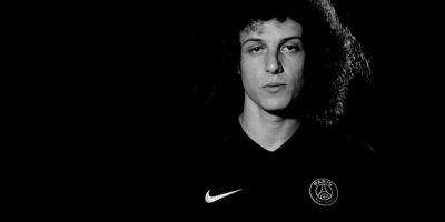 David Luiz, futbolista brasileño del PSG. Foto:vía PSG – Paris Saint-Germain / YouTube
