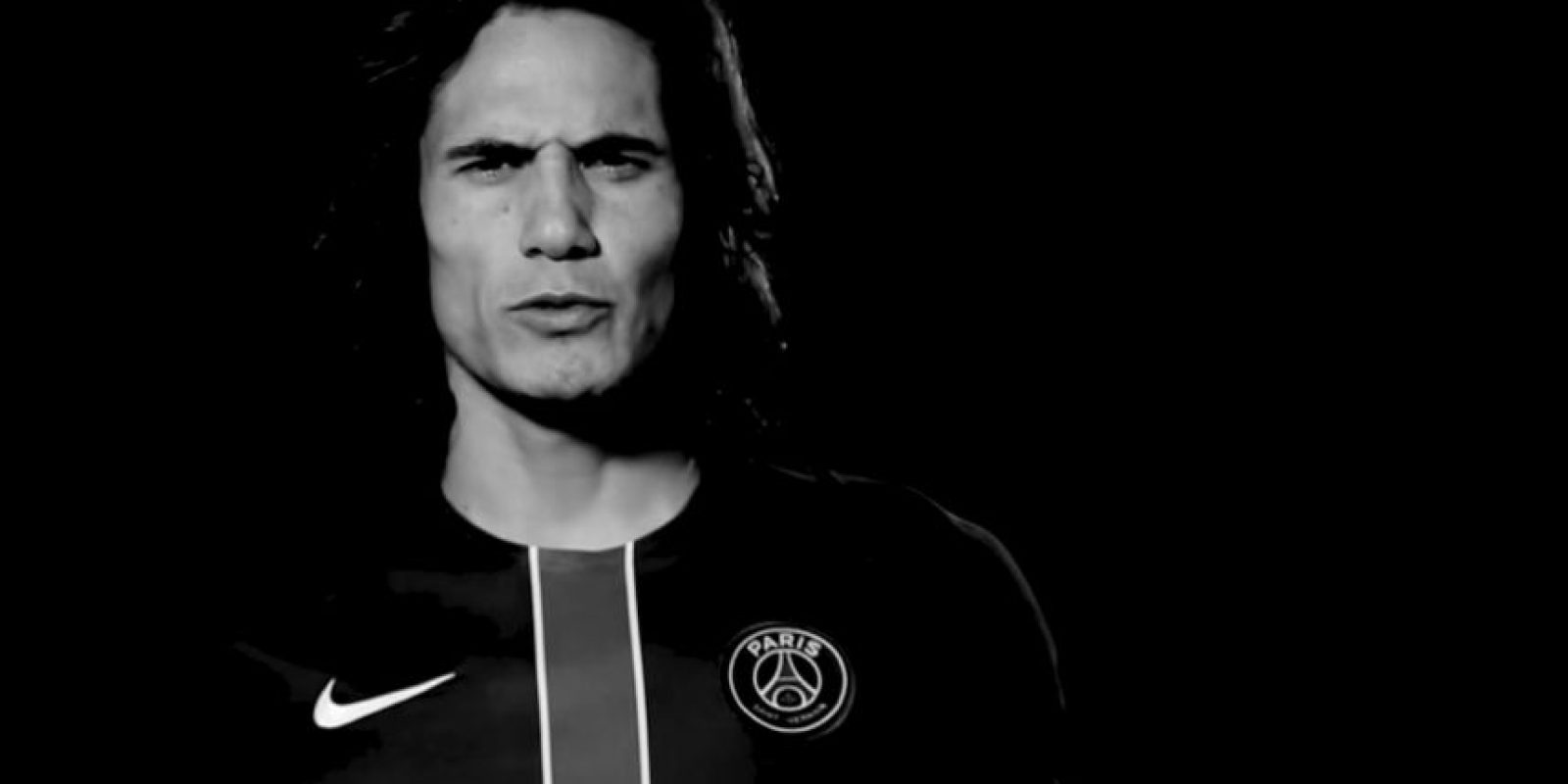 Edison Cavani, futbolista uruguayo del PSG. Foto:vía PSG – Paris Saint-Germain / YouTube