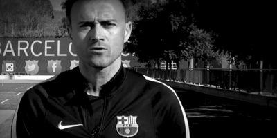Luis Enrique, exfutbolista y entrenador español del Barcelona. Foto:vía PSG – Paris Saint-Germain / YouTube