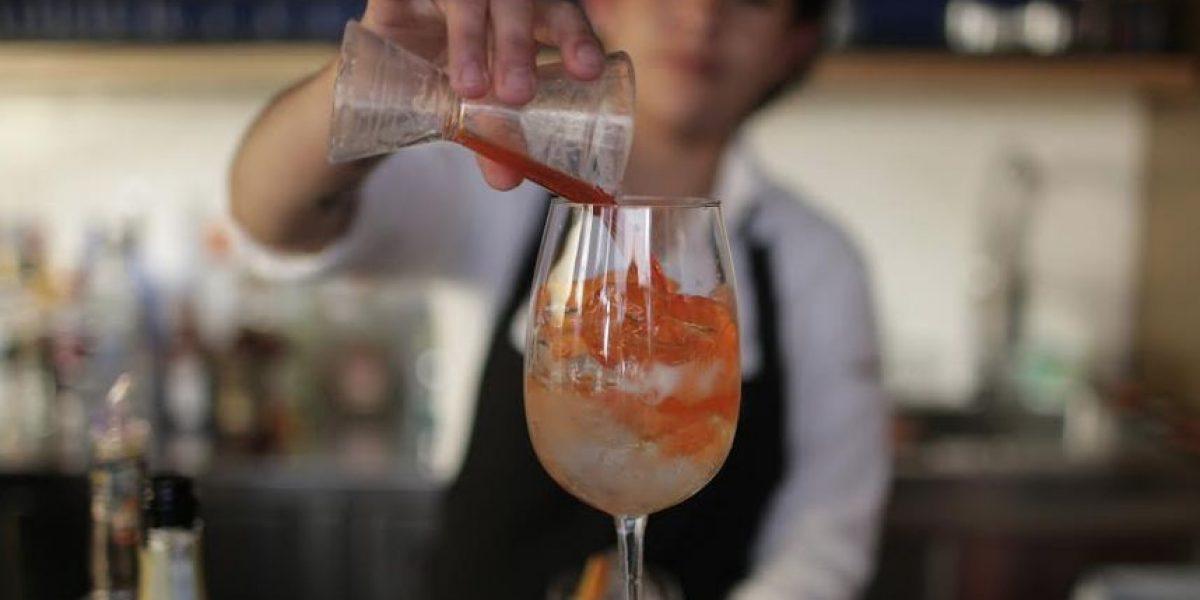 El aperitivo Aperol Spritz llegó a Colombia