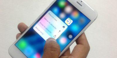 Su iPhone guarda un mapa con los lugares que visitan con frecuencia. Foto:Nicolás Corte