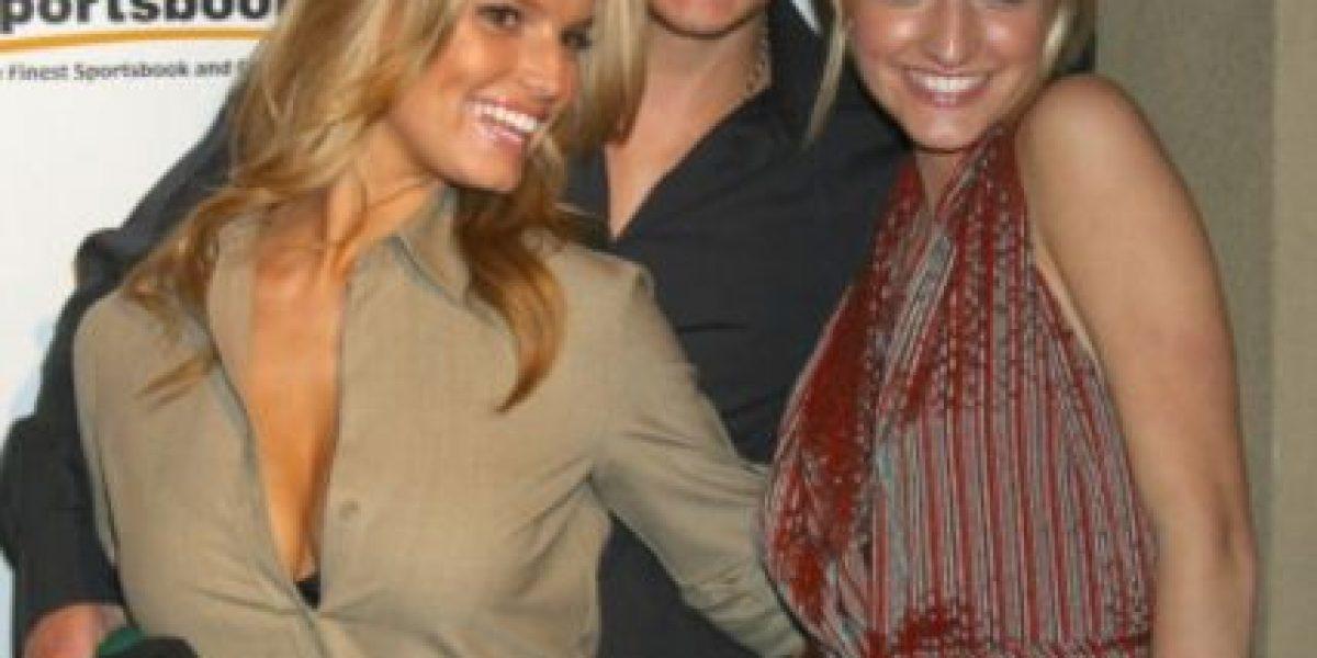 Fotos: Así cambiaron Jessica y Ashlee Simpson en 15 años
