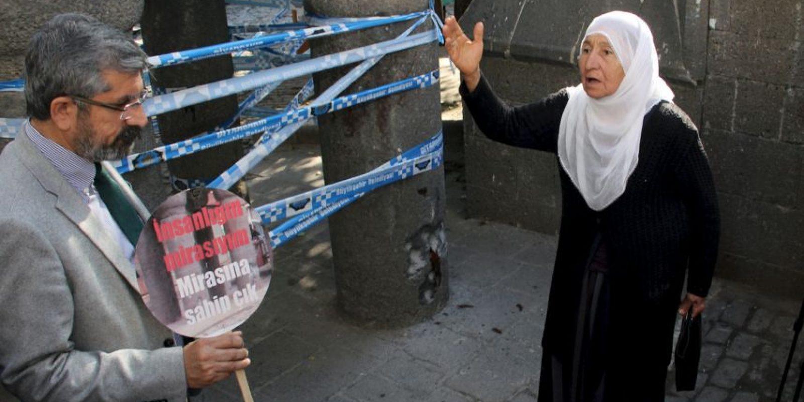 Era un reconocido abogado en Turquía Foto:AP