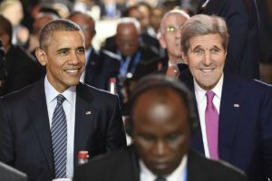 Al encuentro también asistieron otros integrantes de los gabinetes e invitados especiales Foto:AFP