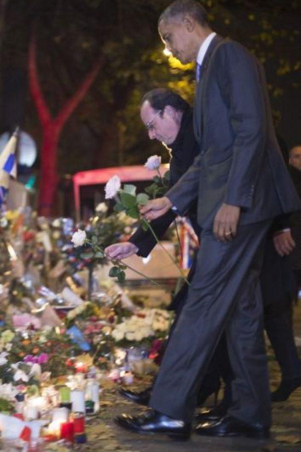 Es una de las principales tragedias de aquél viernes 13 de noviembre en París Foto:AFP