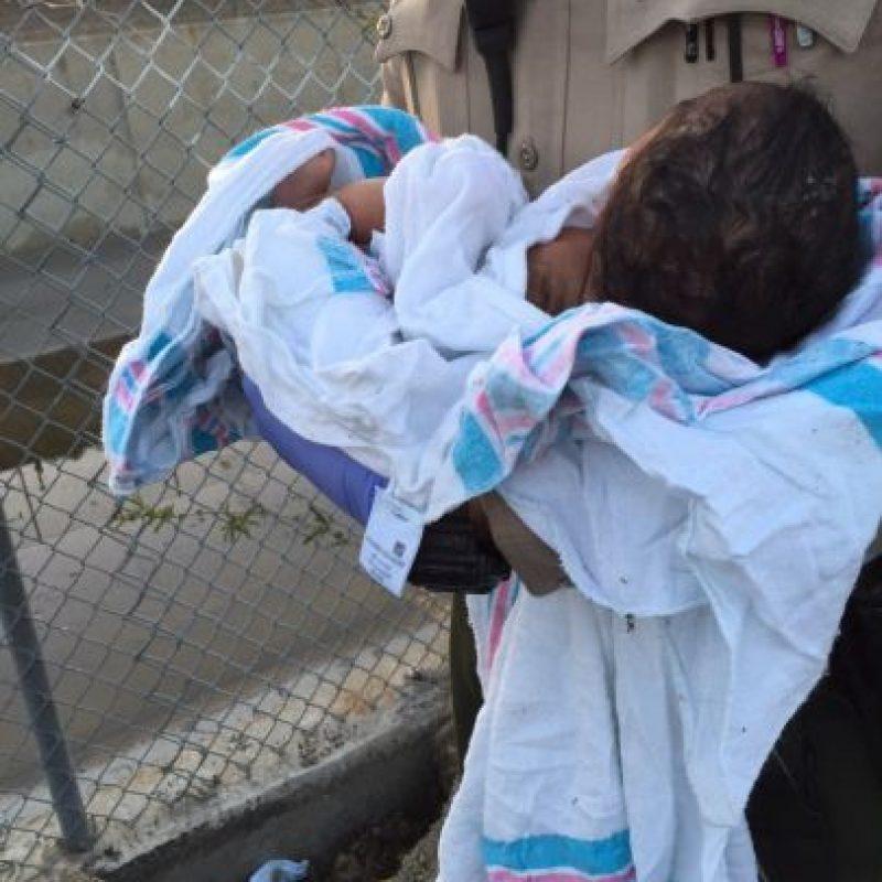 Las autoridades ya buscan a la responsable de esta atrocidad Foto:Facebook.com/LosAngelesCountySheriffsDepartment/