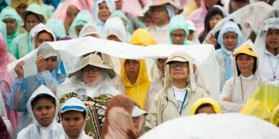 El proceso de examinar el presunto milagro lo lleva a cabo la diócesis local Foto:Getty Images