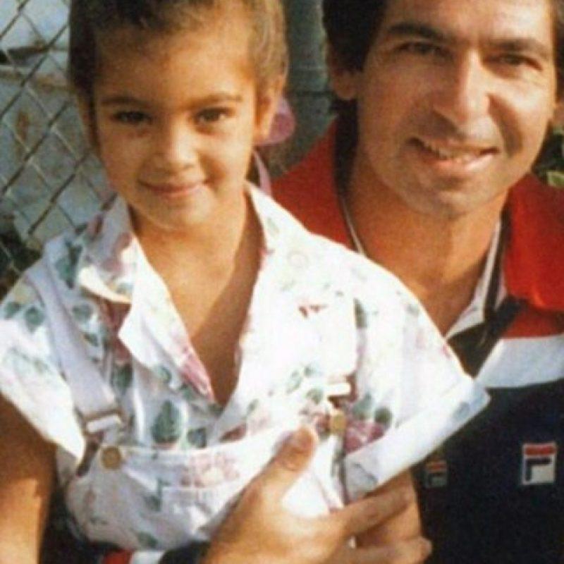 Kim y Robert Kardashian Foto:vía instagram.com/krisjenner
